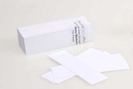 Memo Marker Cards